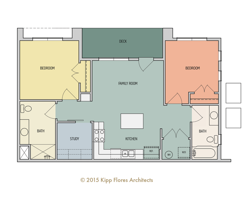Juniper Floorplan - 1D